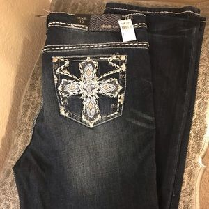 Never worn jeans!!